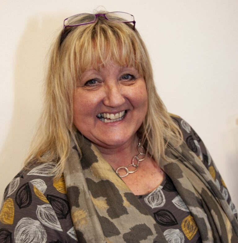 Profile picture of Jill Block who is the Secretary on the Board of St Ives Community Land Trust