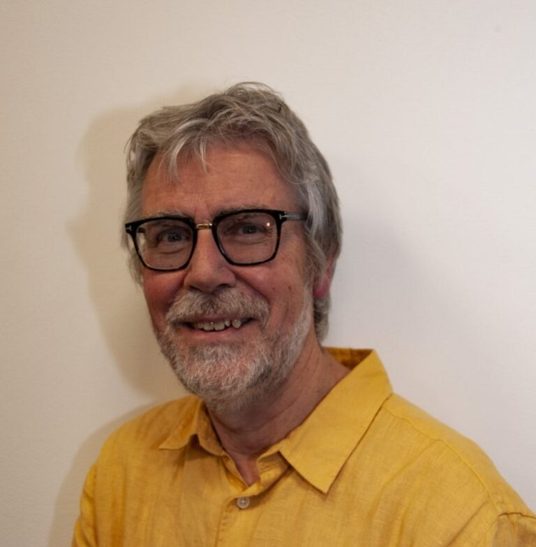 Profile picture of Keith Jones who is the Treasurer on the Board of St Ives Community Land Trust