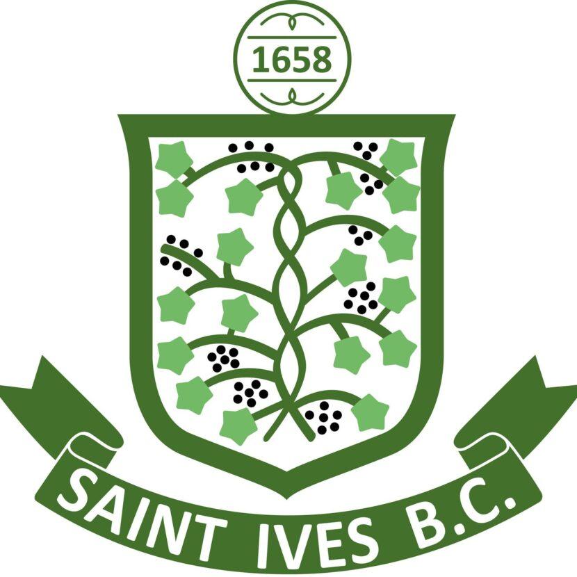 St Ives Bowling Club logo