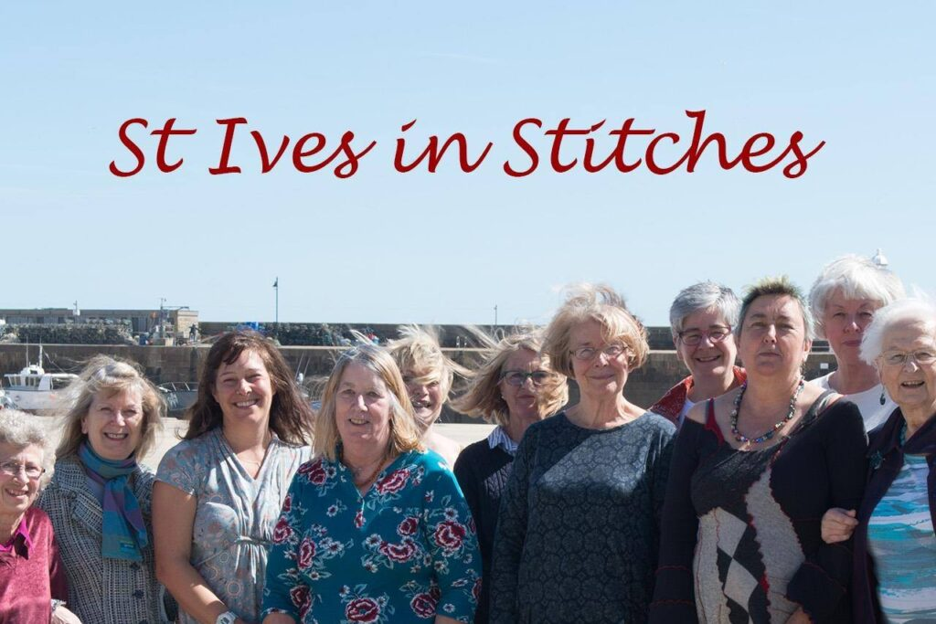 St Ives in Stitches