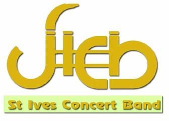 St Ives Concert Band Logo