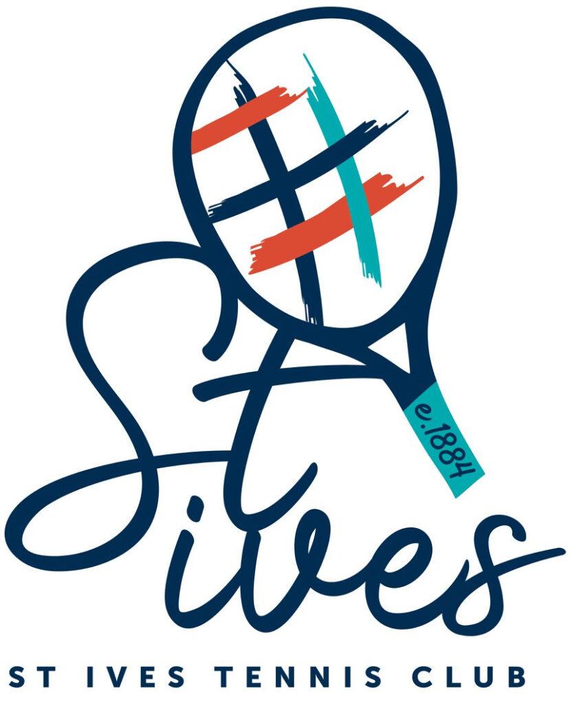 St Ives Tennis Club logo