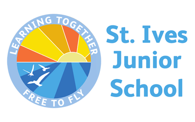 St Ives Junior School logo
