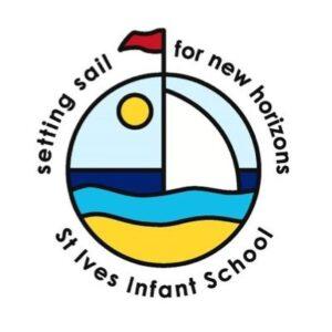 St Ives Infant School logo