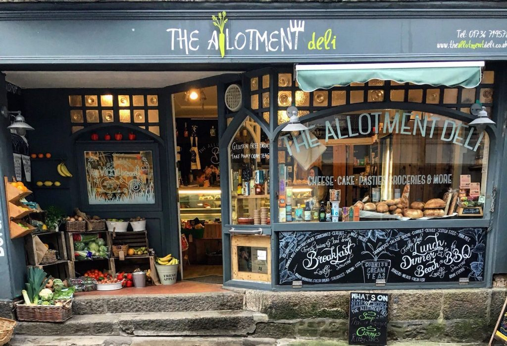 Allotment Deli