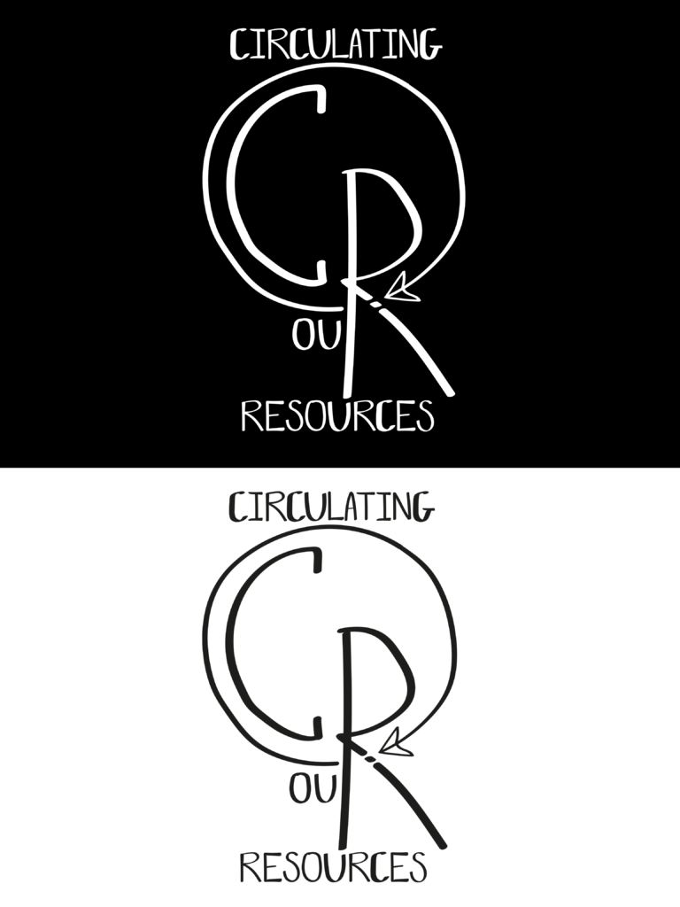 Circulating our resources - logo