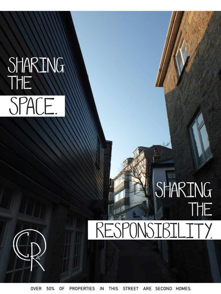 Circulating our resources - Share the Space