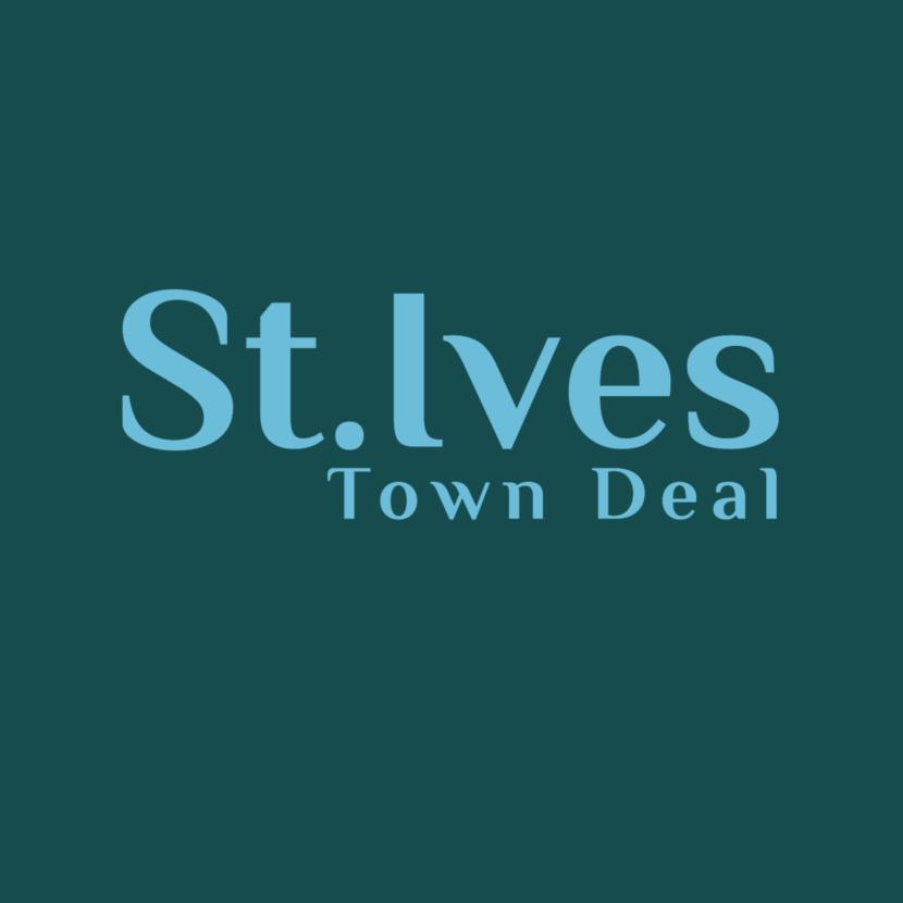 St Ives Town Deal logo